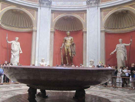 When In Rome Tours : now that is a bath tub