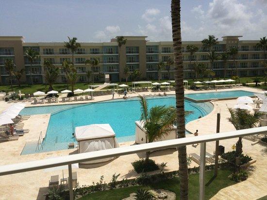 The Westin Puntacana Resort & Club: 3rd floor room view