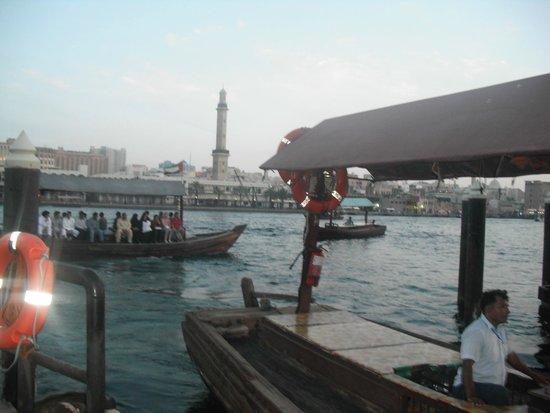 Dubai Creek : Die Abras