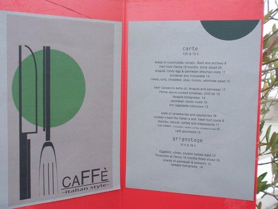 Galeries Lafayette Gourmet : La Terrasse