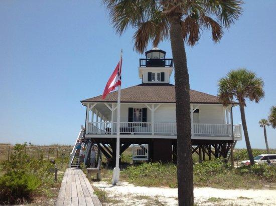 Gasparilla Island State Park: Boca Grande Lighthouse