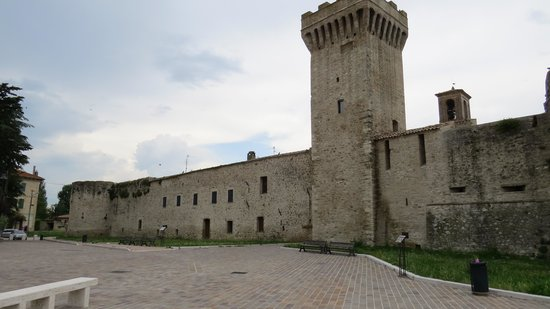 Torre della Botonta : il castello