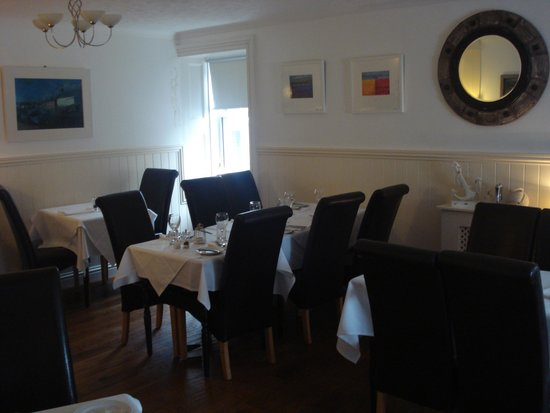 The Anchor Hotel, Johnshaven: Restaurant