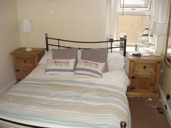 The Anchor Hotel, Johnshaven: Room