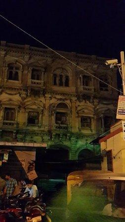 Heritage Walk of Ahmedabad: First Stock exchange