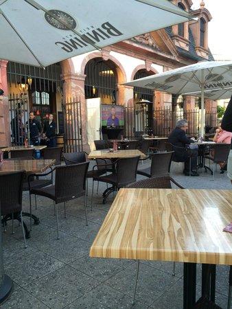 Cafe Hauptwache: Fuori