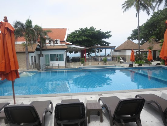 Chaweng Cove Beach Resort : piscina