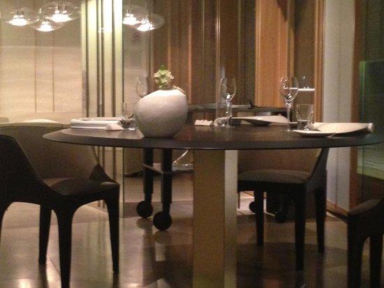 Ristorante Berton : Table ...