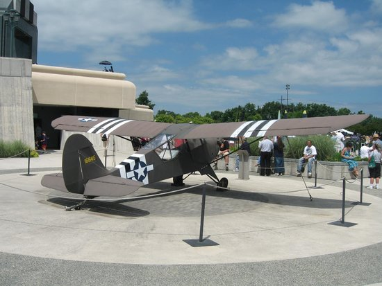 National D-Day Memorial : L-3 at Memorial
