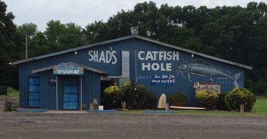 Sallisaw (OK) United States  City pictures : ... large Picture of Shad's Catfish Hole, Sallisaw TripAdvisor