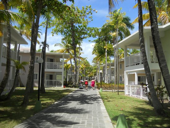 ClubHotel Riu Merengue: Hotel grounds