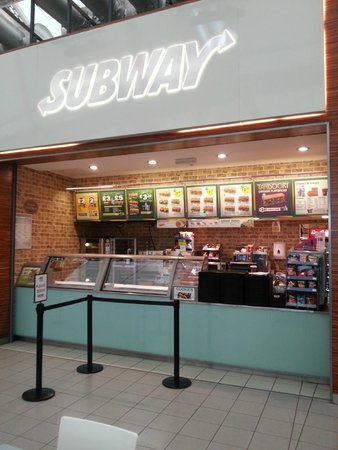 Subway Ashford Designer Outlet