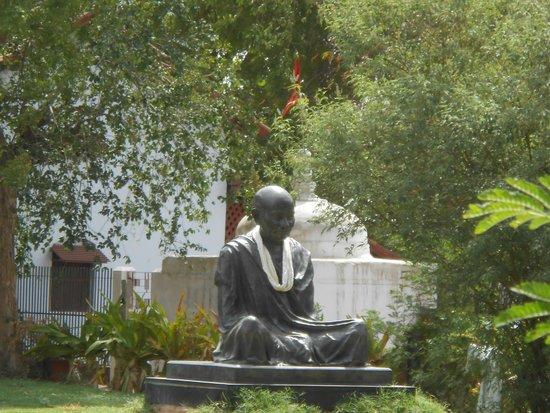 Sabarmati Ashram / Mahatma Gandhi's Home: Sabarmati Ashram