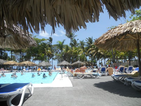 ClubHotel Riu Merengue: Pool
