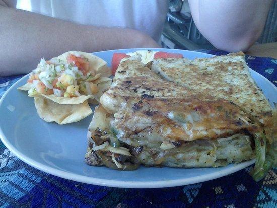 Melt Cafe: Chicken Melt