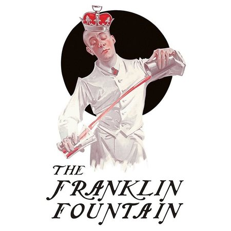 Photo of American Restaurant Franklin Fountain at 116 Market St, Philadelphia, PA 19106, United States