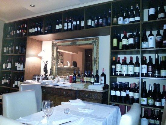 Ristorante La Torre: scelta dei vini