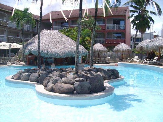 Hotel La Pagerie: super piscine