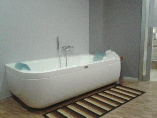 Orcagna Hotel: Ванна в номере