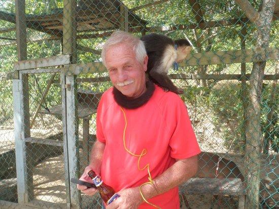 Jungle Top Zipline Adventure: Jerry