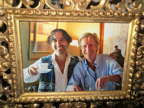 Albion Manor Bed and Breakfast: Fernando and Don