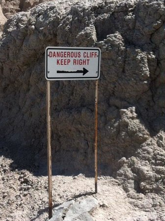 Notch Trail: Good advice