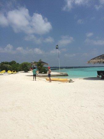 Kurumba Maldives: прокат