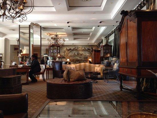 Cape Grace : Hotel Lobby