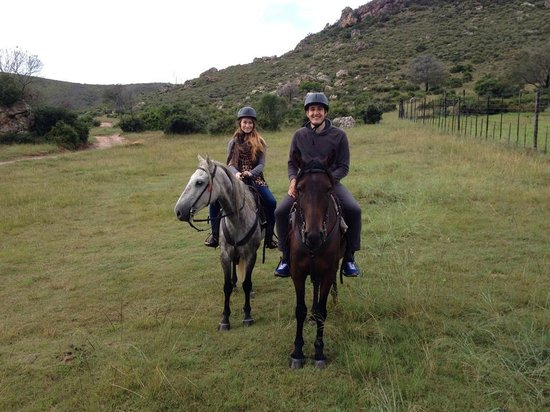 Botlierskop Private Game Reserve: Horse Riding