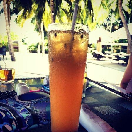 Kurumba Maldives: отличный коктейль