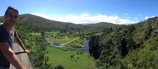 Botlierskop Private Game Reserve : Beautiful residents balcony view