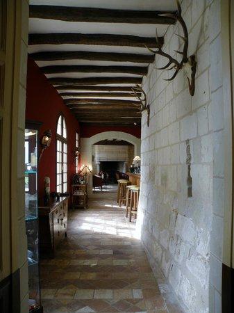 Chateau de Marcay: Main area