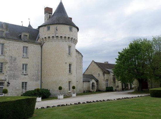 Château de Marçay  : Chateau