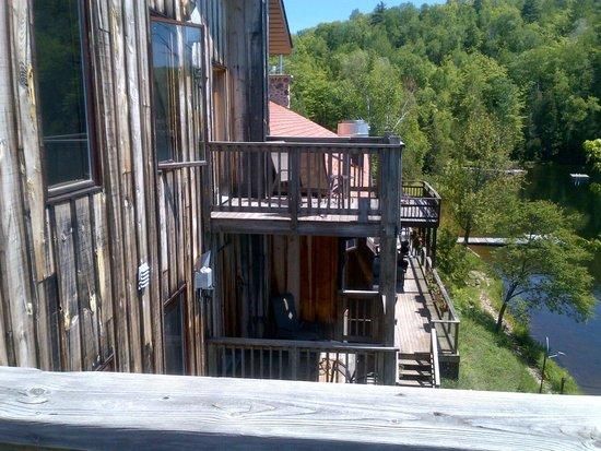 Grail Springs: Duplicate room 12 view