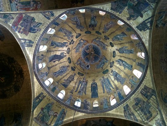 Basílica de San Marcos: Saint Mark's Basilica ceiling