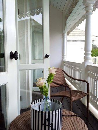 Ping Nakara Boutique Hotel & Spa: Nice balcony