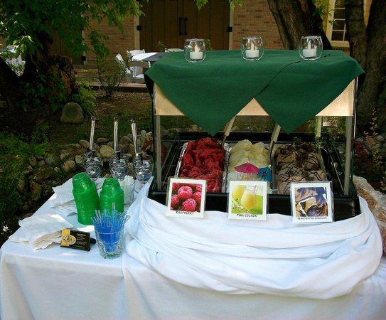 The Beehive Grill: Ask about Gelato Catering