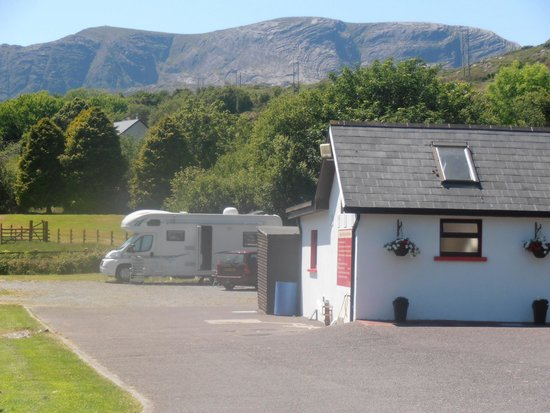 Hungry Hill Lodge and Campsite: Hungry hill
