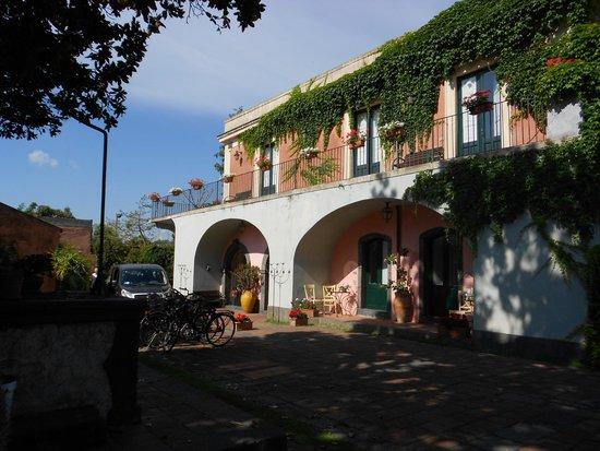Etna Hotel: struttura albergo