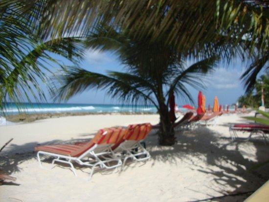 Ocean Two Resort & Residences: loved the beach