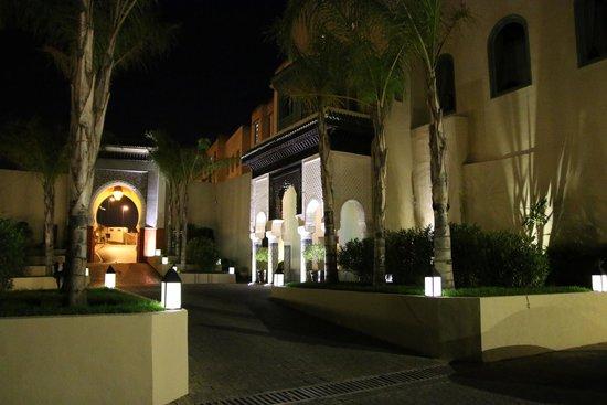 Palais Faraj Suites & Spa : entrée principale