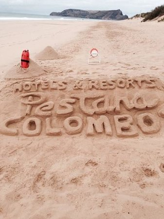 Pestana Colombos All Inclusive: welcome in the sand