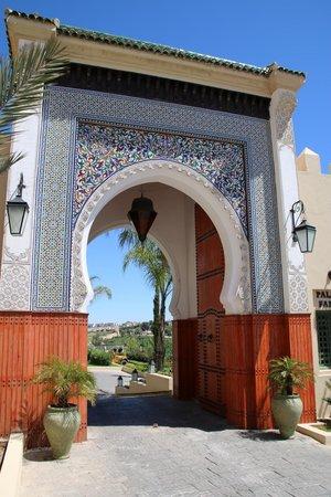 Palais Faraj Suites & Spa : Entrée du palais
