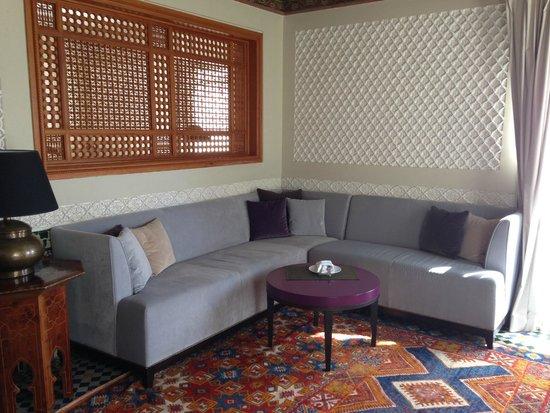 Palais Faraj Suites & Spa : Salon