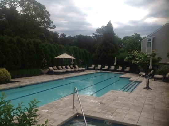 Wequassett Resort and Golf Club: Lap pool