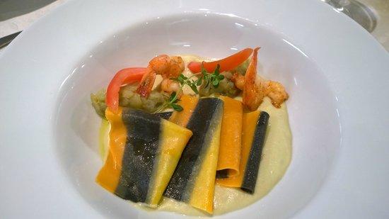 Eremita-Einsiedler: Lasagnetta bicolore