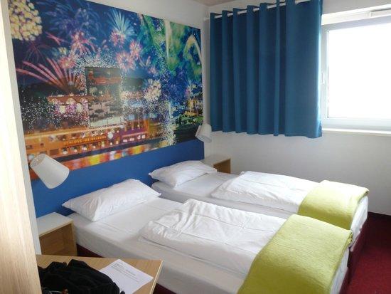 B&B Hotel Heidelberg: Zimmer
