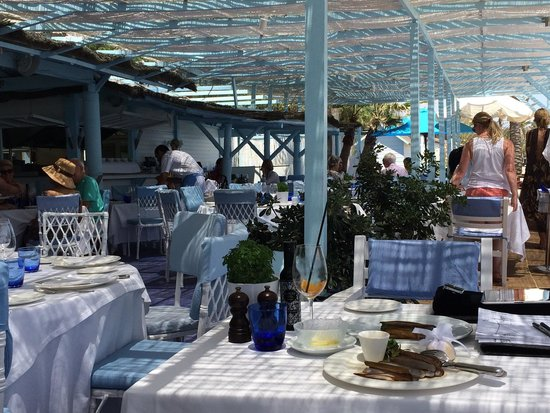 Marbella Club Hotel : MC cafe