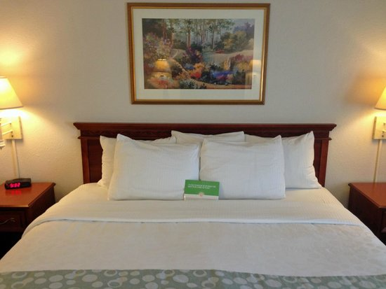 La Quinta Inn & Suites Brunswick: bed 1