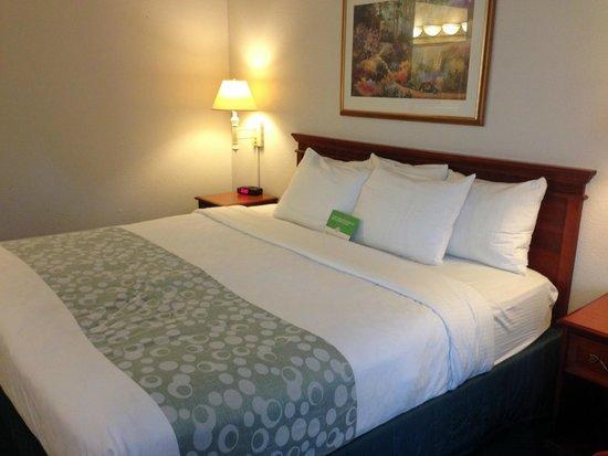 La Quinta Inn & Suites Brunswick : bed 2